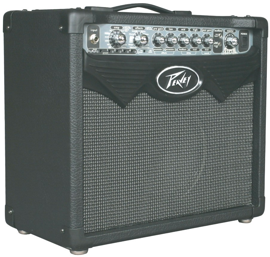 peavey vypyr 15 watt combo guitar amplifier vyper15 amp ebay. Black Bedroom Furniture Sets. Home Design Ideas